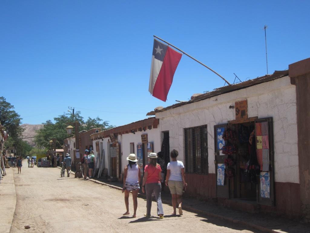 Around Atacama